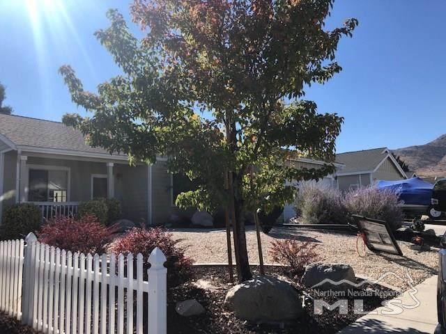 203 Crown Point, Dayton, NV 89403 (MLS #200014703) :: Chase International Real Estate