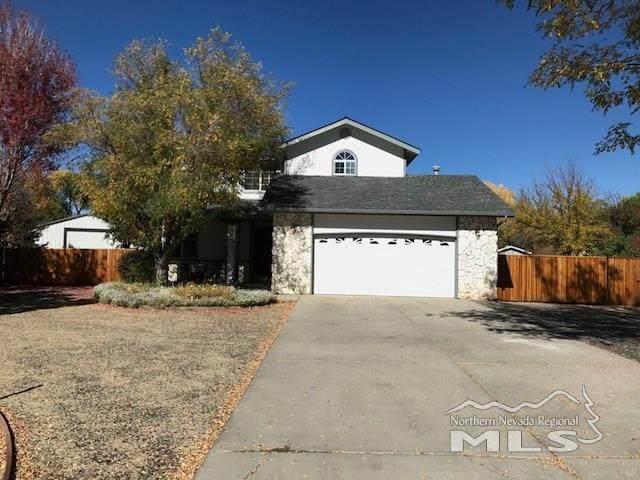 4706 Aquifer, Carson City, NV 89701 (MLS #200014716) :: The Craig Team