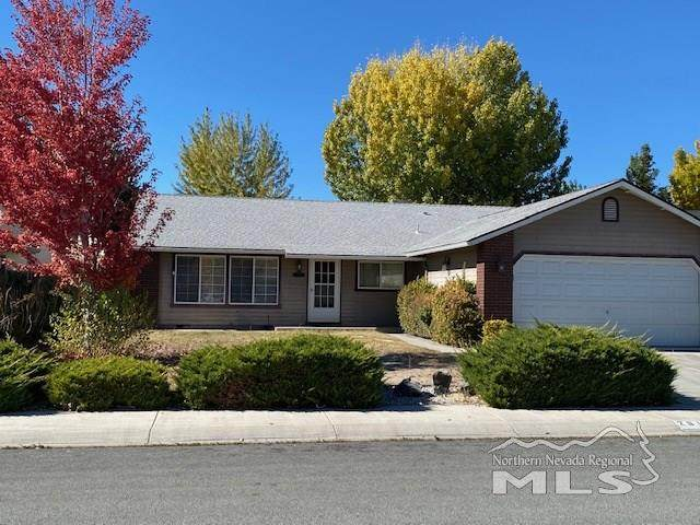 2616 Wilma Way, Carson City, NV 89706 (MLS #200014783) :: Ferrari-Lund Real Estate