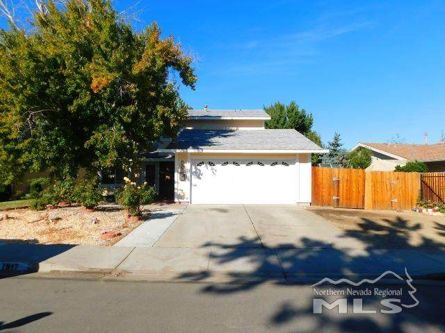 1917 Bonita Vista Dr, Sparks, NV 89434 (MLS #200014793) :: NVGemme Real Estate
