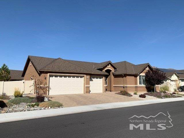 2265 Alivia Way, Reno, NV 89521 (MLS #200014863) :: The Craig Team