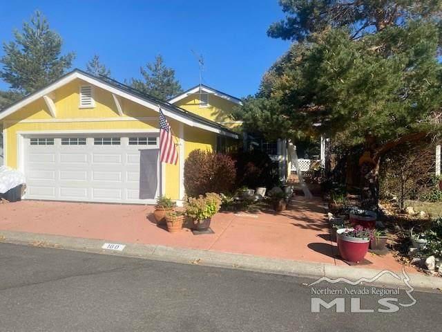 160 Summerset, Verdi, NV 89439 (MLS #200015013) :: NVGemme Real Estate