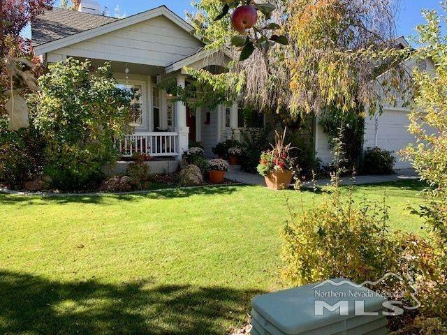 4561 Village Green Pkwy, Reno, NV 89519 (MLS #200015355) :: Ferrari-Lund Real Estate
