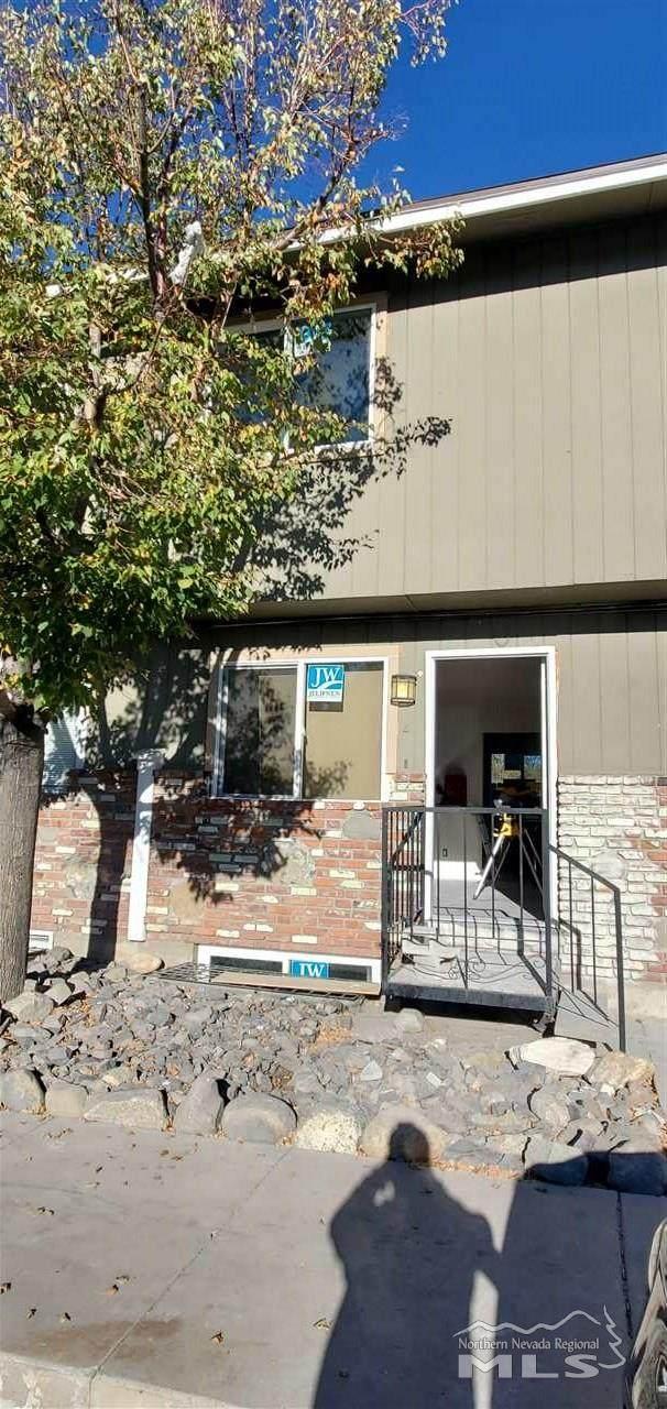 1406 E Ninth St #5, Reno, NV 89512 (MLS #200015374) :: Ferrari-Lund Real Estate