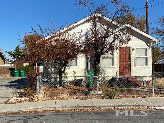 1018-1022 G Street, Sparks, NV 89436 (MLS #200015643) :: The Mike Wood Team