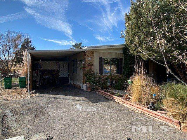 16335 Rhyolite Circle, Reno, NV 89521 (MLS #200015823) :: Vaulet Group Real Estate