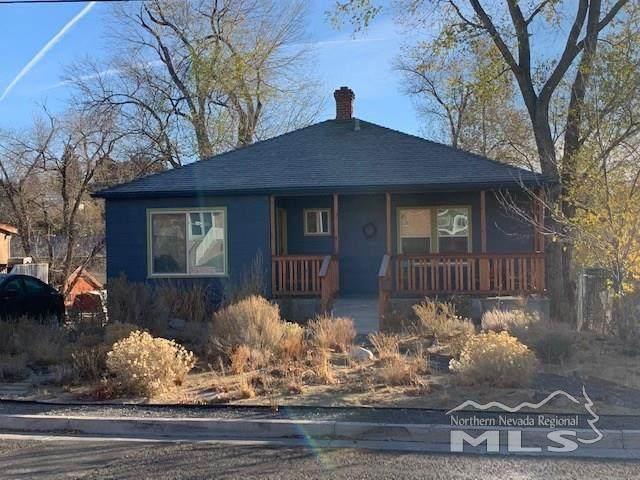1308 Buena Vista, Reno, NV 89503 (MLS #200015890) :: Chase International Real Estate