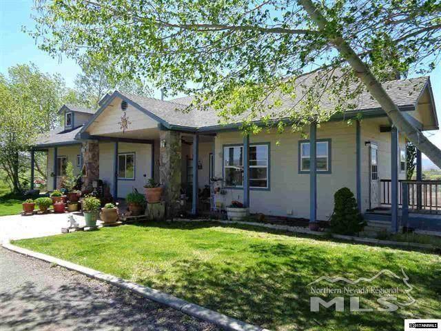 1665 Toler Lane, Gardnerville, NV 89410 (MLS #200015898) :: Chase International Real Estate