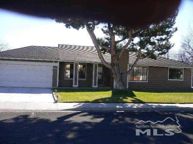 1363 Northampton Cir, Gardnerville, NV 89410 (MLS #200016195) :: Chase International Real Estate