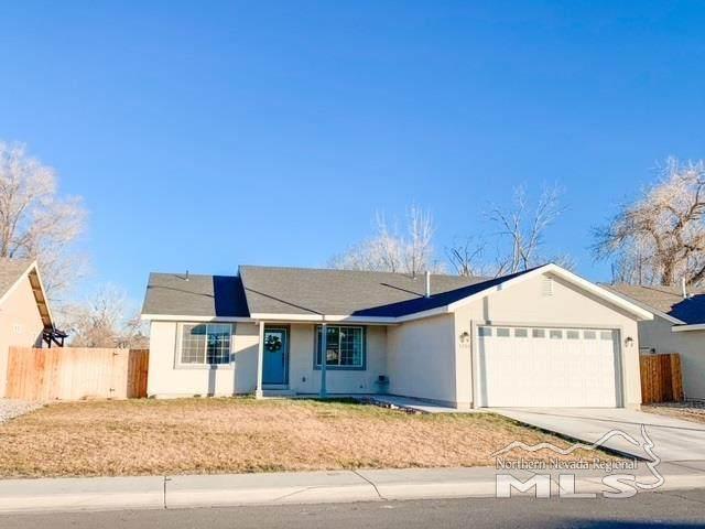 1351 Sherman St, Fallon, NV 89406 (MLS #200017061) :: Colley Goode Group- eXp Realty