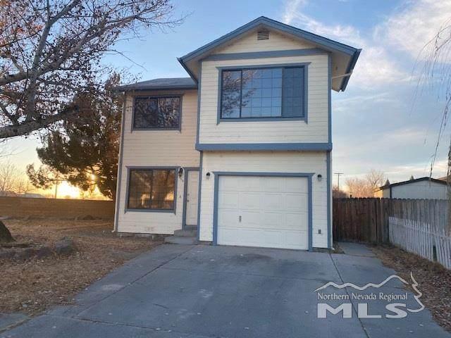 1060 Dolores Lane, Fallon, NV 89406 (MLS #200017089) :: Ferrari-Lund Real Estate