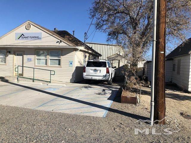35 N West, Fernley, NV 89408 (MLS #200017277) :: NVGemme Real Estate