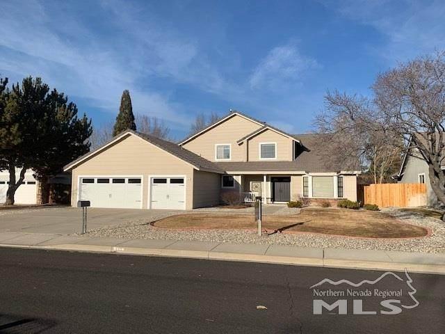 685 Meadow Vista Drive, Reno, NV 89511 (MLS #210000091) :: NVGemme Real Estate