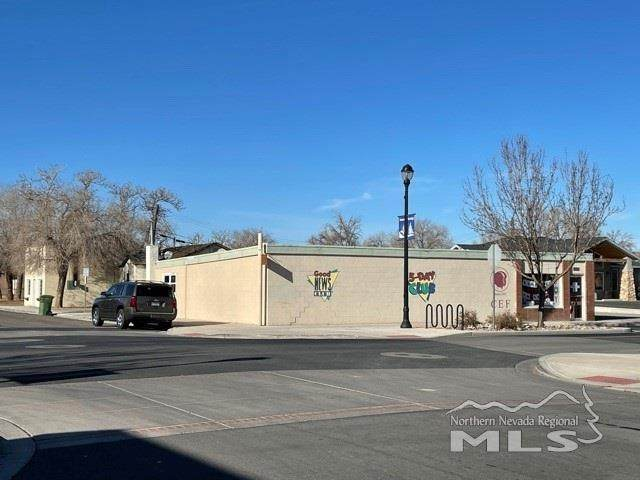 590 S Maine, Fallon, NV 89406 (MLS #210000154) :: Ferrari-Lund Real Estate