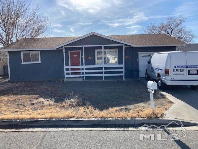 411 Paul Avenue, Yerington, NV 89447 (MLS #210000344) :: Vaulet Group Real Estate