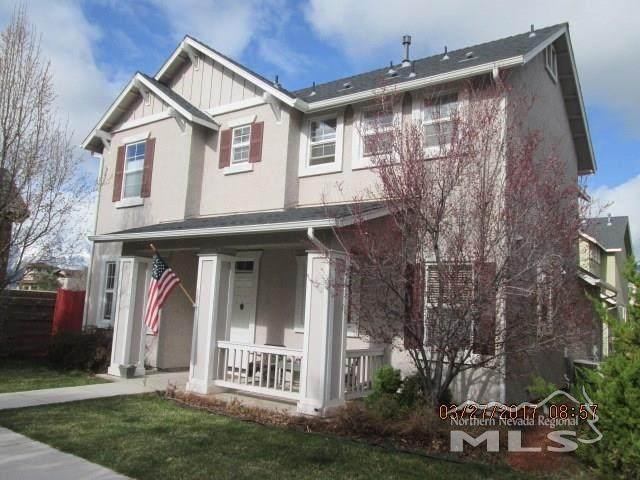 1630 W Minden Village Loop, Minden, NV 89423 (MLS #210000365) :: NVGemme Real Estate