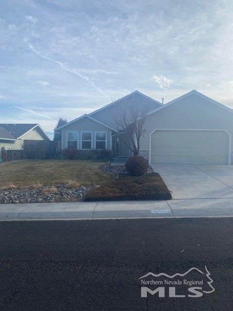 981 Ranchview Circle, Carson City, NV 89705 (MLS #210000458) :: The Mike Wood Team