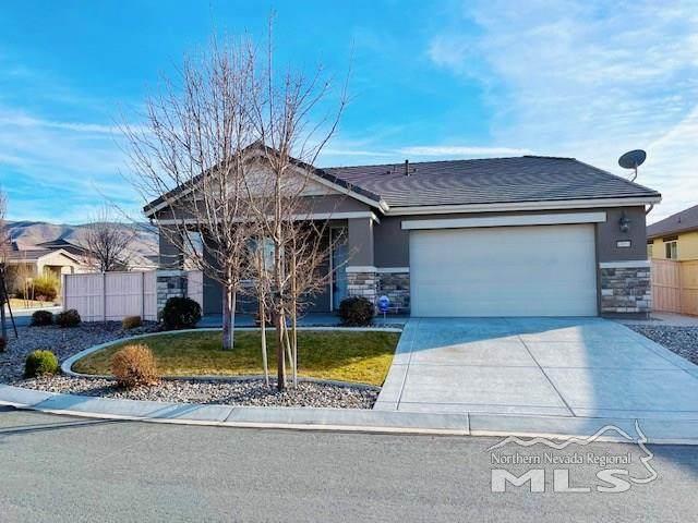 10051 Ignacio Circle, Reno, NV 89521 (MLS #210000463) :: Theresa Nelson Real Estate