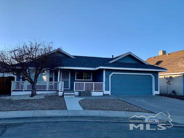 1764 Bliss, Carson City, NV 89701 (MLS #210000638) :: Theresa Nelson Real Estate