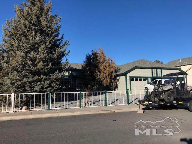 7643 Crystal Shores Dr Nv, Reno, NV 89506 (MLS #210000724) :: Colley Goode Group- eXp Realty