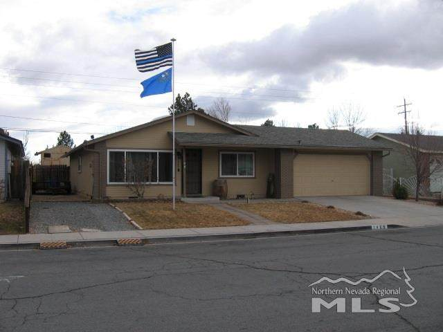 1469 Mountain Park Dr, Carson City, NV 89706 (MLS #210000830) :: Fink Morales Hall Group