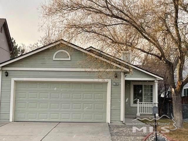 1284 O'callaghan, Sparks, NV 89434 (MLS #210000931) :: NVGemme Real Estate