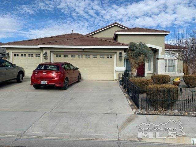 1620 Picetti Way, Fernley, NV 89408 (MLS #210000970) :: The Mike Wood Team