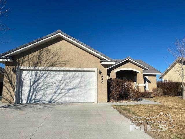940 Conifer Drive, Fallon, NV 89406 (MLS #210001395) :: Morales Hall Group