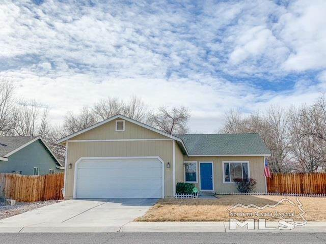 346 Silver Spur, Fallon, NV 89406 (MLS #210001891) :: NVGemme Real Estate