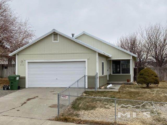 610 W National Ave, Winnemucca, NV 89445 (MLS #210001966) :: Chase International Real Estate