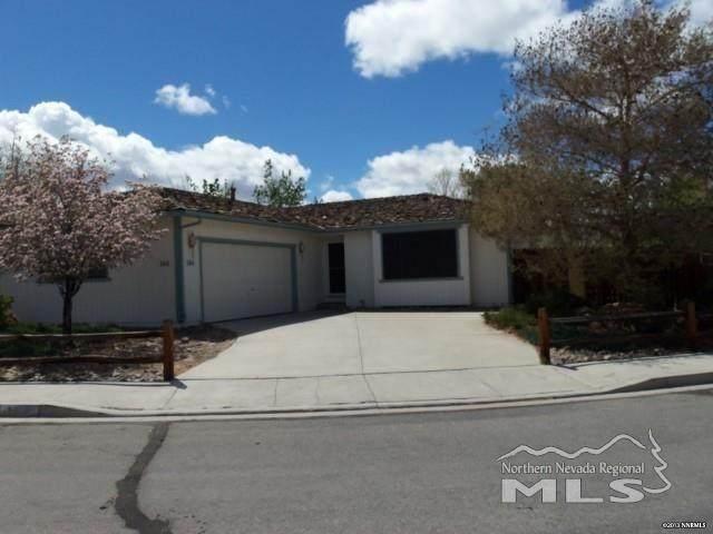 144 River Valley Circle, Dayton, NV 89403 (MLS #210002079) :: Chase International Real Estate