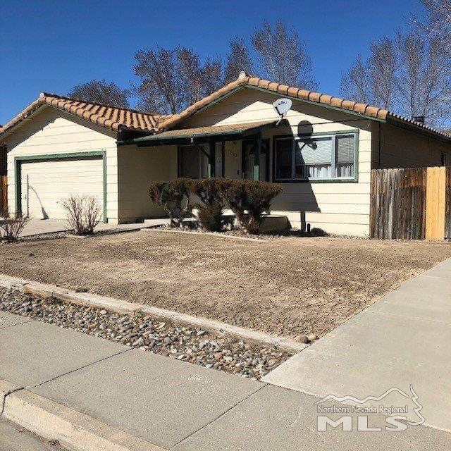 162 W Hampton, Carson City, NV 89706 (MLS #210002206) :: Chase International Real Estate