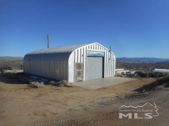 5785 Tanberg Cir, Sun Valley, NV 89433 (MLS #210002232) :: Chase International Real Estate