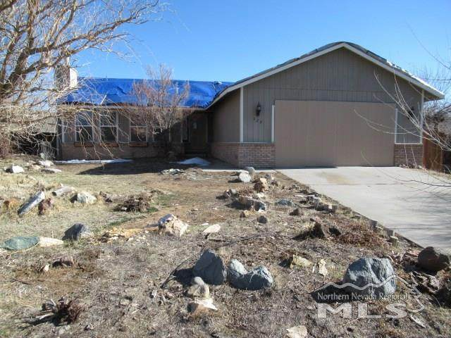625 Adaline Way, Gardnerville, NV 89460 (MLS #210002253) :: NVGemme Real Estate