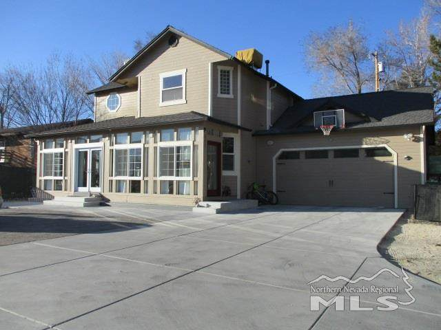 840 Rosewood Drive, Reno, NV 89509 (MLS #210002420) :: Vaulet Group Real Estate