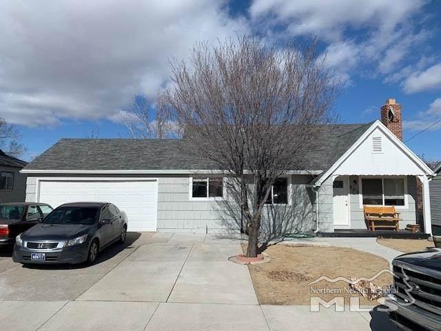902 Munley, Reno, NV 89503 (MLS #210002456) :: Chase International Real Estate