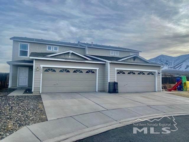 8650 Umber Sky, Reno, NV 89506 (MLS #210002499) :: NVGemme Real Estate