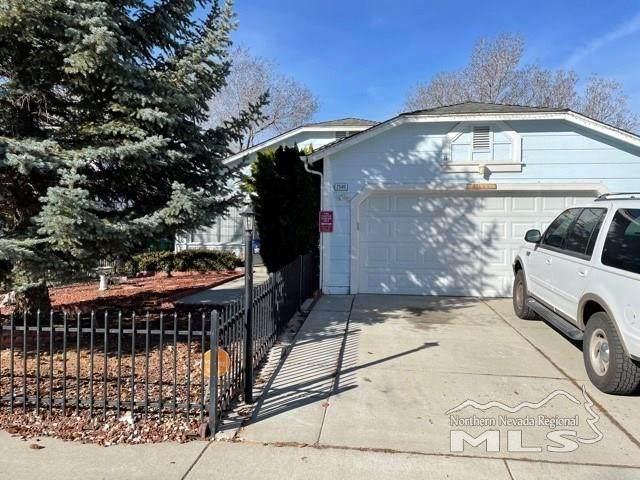 2580 Blue Haven Lane, Carson City, NV 89701 (MLS #210002501) :: NVGemme Real Estate