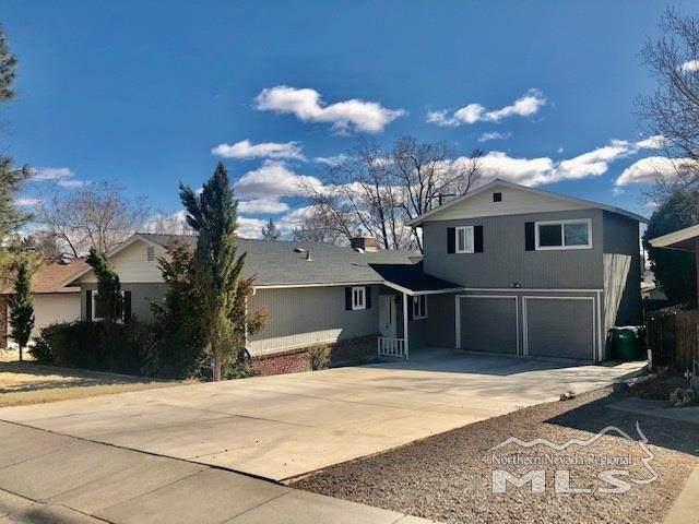 1350 Grandview Avenue Reno, Reno, NV 89503 (MLS #210002522) :: Craig Team Realty