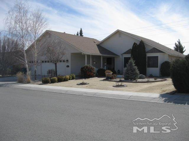 793 Sparrow Dr, Fernley, NV 89408 (MLS #210002582) :: Vaulet Group Real Estate