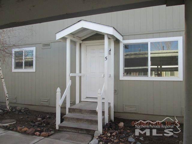 1264 Redwood Circle #5 #5, Gardnerville, NV 89460 (MLS #210002691) :: Colley Goode Group- eXp Realty