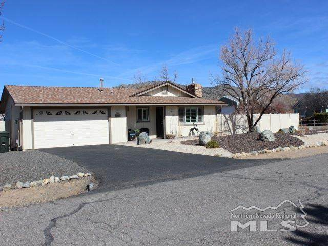 1336 Raeline A & B, Minden, NV 89423 (MLS #210002833) :: Colley Goode Group- eXp Realty