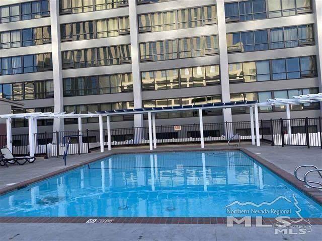 450 N Arlington #911, Reno, NV 89503 (MLS #210002862) :: Theresa Nelson Real Estate