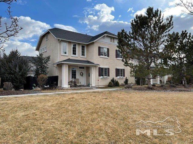 1690 W Minden Village Loop, Minden, NV 89423 (MLS #210003206) :: NVGemme Real Estate