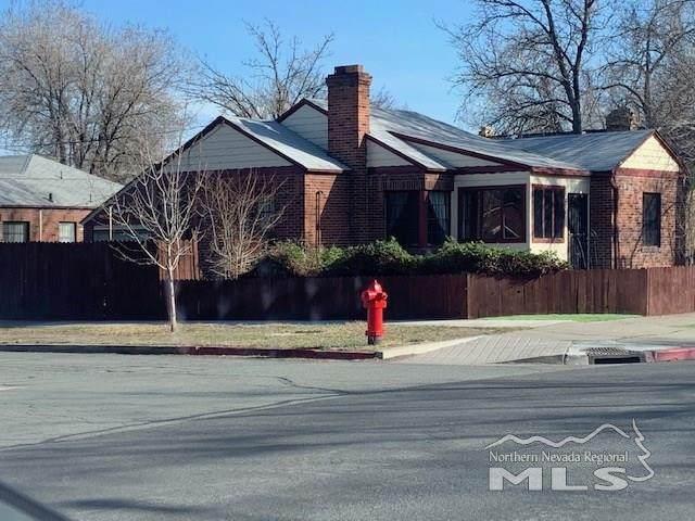 450 Reno Ave & 800 S. Arlington Ave Two, Reno, NV 89509 (MLS #210003789) :: NVGemme Real Estate