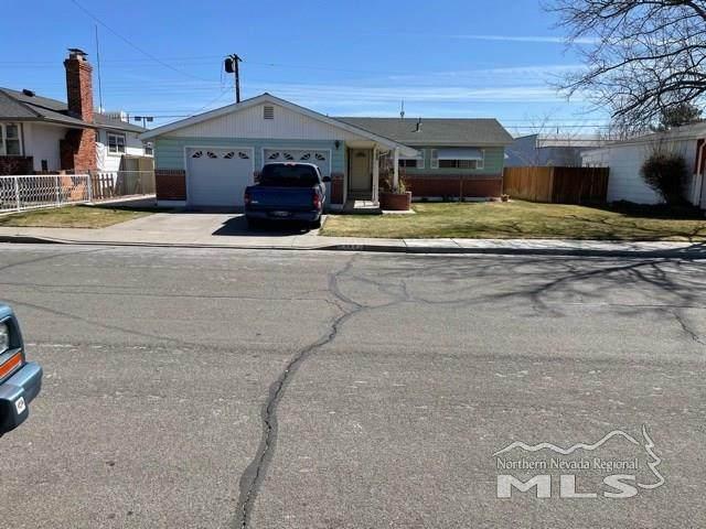 780 Cordone Avenue, Reno, NV 89502 (MLS #210004374) :: Theresa Nelson Real Estate