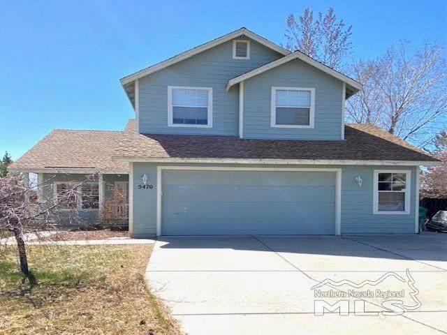 5470 Moon Shadow Ct, Reno, NV 89523 (MLS #210004421) :: NVGemme Real Estate