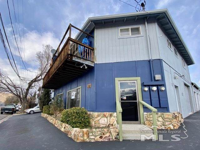 2151 Lone Mountain Dr. Retail/ Commerc, Carson City, NV 89706 (MLS #210004546) :: The Mike Wood Team