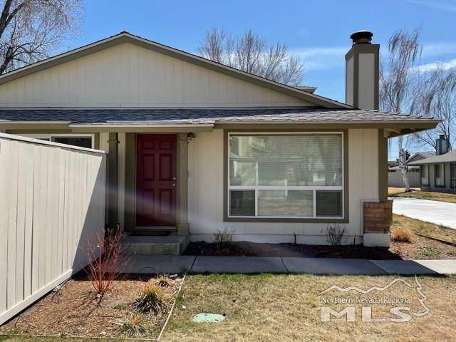 835 Ridgewood Drive #4, Sparks, NV 89434 (MLS #210004547) :: Morales Hall Group