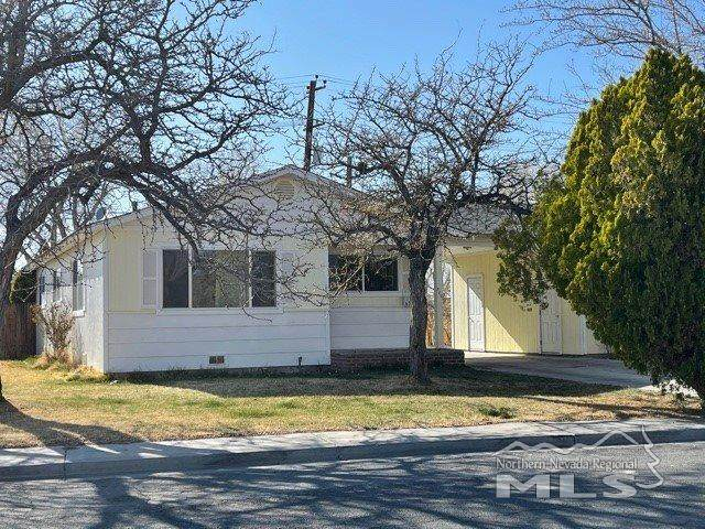 620 S Bailey Street, Fallon, NV 89406 (MLS #210004850) :: Chase International Real Estate